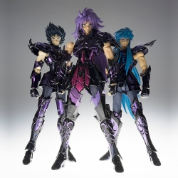 Saint Seiya Broken Surplice Set - Myth Cloth EX