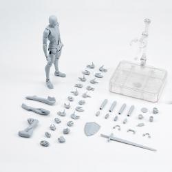 Body Kun Takarai Rihito DX Set Gris
