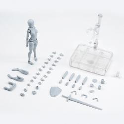 Body Chan Yabuki Kentaro DX Set Gris - S.H.Figuarts