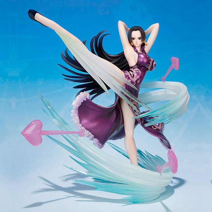Boa Hancock Love Hurricane One Piece - Figuarts Zero