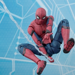 Spider-Man Homecoming Act Wall - S.H.Figuarts