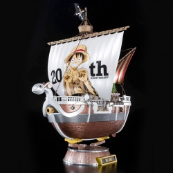 Going Merry Prem Die Cast One Piece 20th Anniversary Figuarts Zero