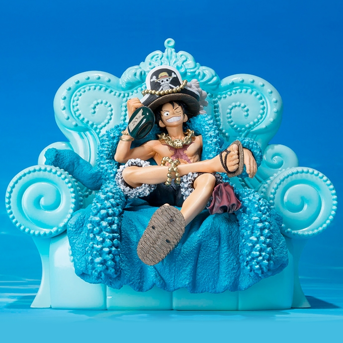 Luffy One Piece 20th Ann Diorama Figuarts Zero