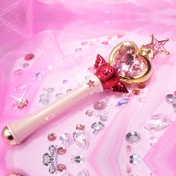 Pink Moon Stick Sailor Moon Proplica