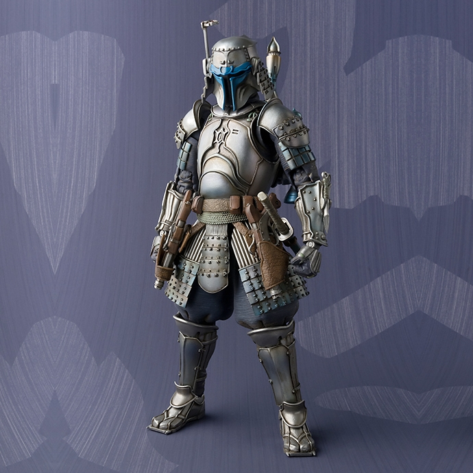 Jango Fett Ronin Star Wars Movie Realization
