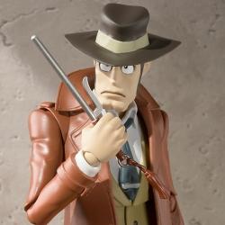 Zenigata Lupin 3 - S.H.Figuarts