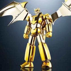 Shin Mazinger Z Gold Version - Super Robot Chogokin