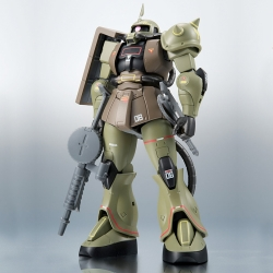 MS-06 Zaku II Mass Production Model ver. A.N.I.M.E. Real Type Color