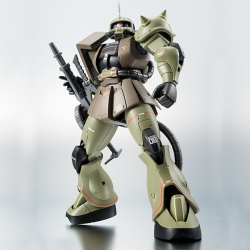 MS-06 Zaku II Mass Production Model ver. A.N.I.M.E. Real Type Color
