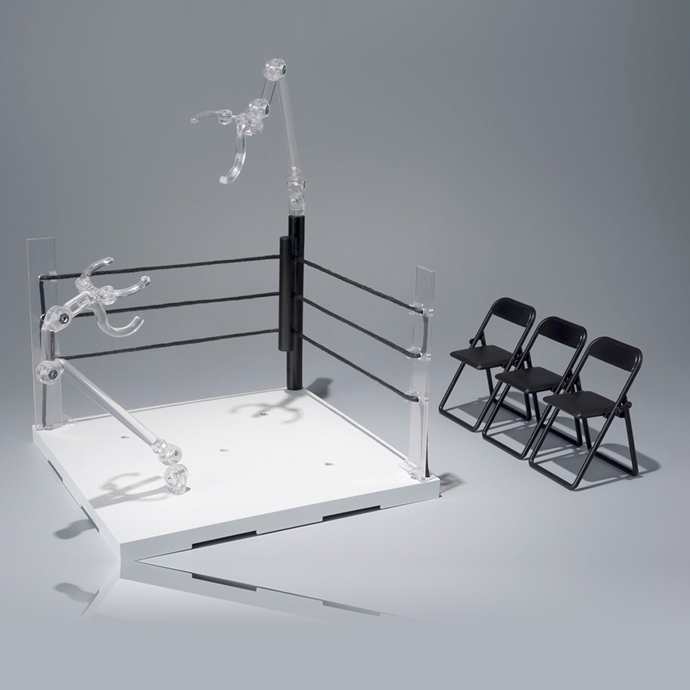 Act Ring Corner Neutral Tamashii Stage