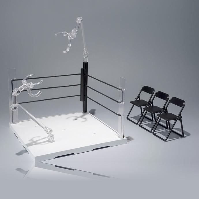 Act Ring Corner Neutral Tamashii Stage