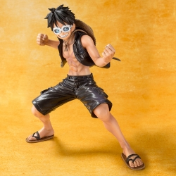 One Piece Monkey D. Luffy Film Gold - Figuarts Zero