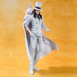 One Piece Rob Lucci Film Gold - Figuarts Zero
