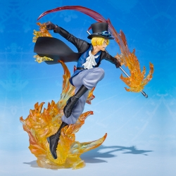 Sabo Fire Fist One Piece Figuarts Zero