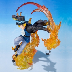 One Piece ~ Sabo Fire Fist ~ Figuarts Zero