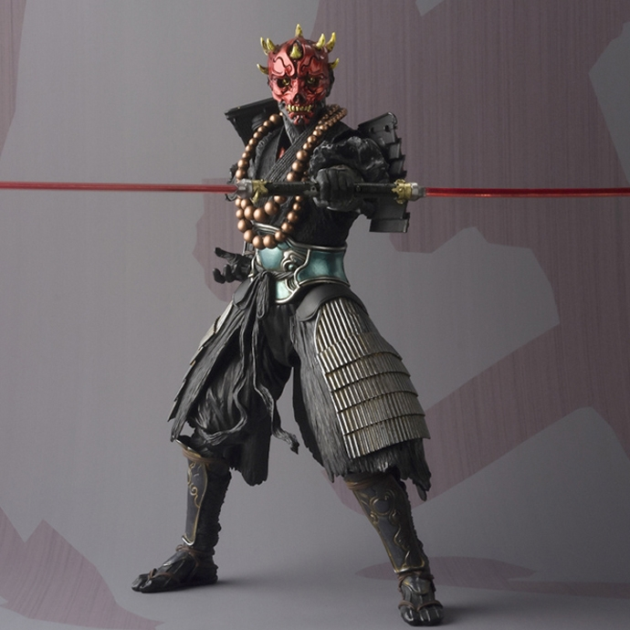 Darth Maul Sohei Samuraï - Movie Realization