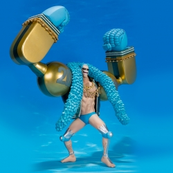 Franky 20th One Piece - Figuarts Zero