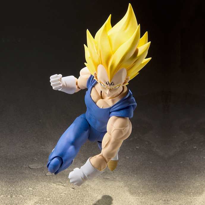 Majin Vegeta Dragon Ball Z - S.H.Figuarts