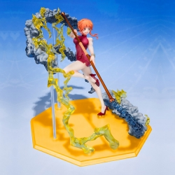 One Piece Nami Black Ball Figuarts Zero