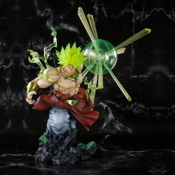 Broly Burning Battle Dragon Ball Z - Figuarts Zero