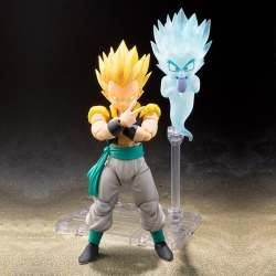 Gotenks Super Saiyan Dragon Ball Z - S.H.Figuarts