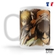 "Mug Attack on Titan ""Survival Instinct"""