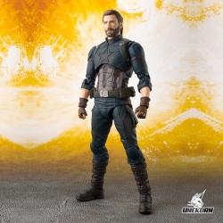 Captain America Avengers Infinity War S.H.Figuarts