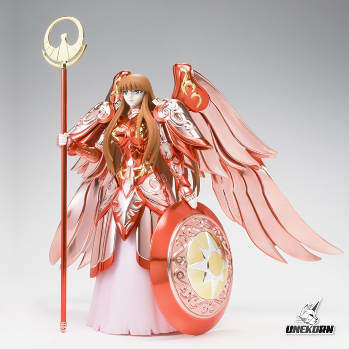 Goddess Athena 15th Anniversary Myth Cloth