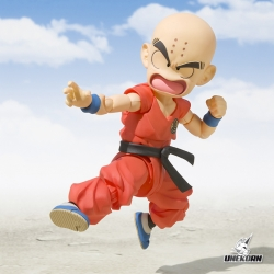 Kid Krillin Early Years Dragon Ball - S.H.Figuarts