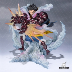 One Piece Luffy Gear 4 ~ Figuarts Zero Extra Battle
