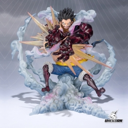 Luffy Gear 4 One Piece Figuarts Zero Extra Battle