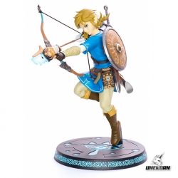 Zelda Breath of the Wild Link - First 4 Figures