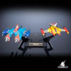 GX-76X2 Grendizer Drill & Marine Spazer - Soul of Chogokin DC