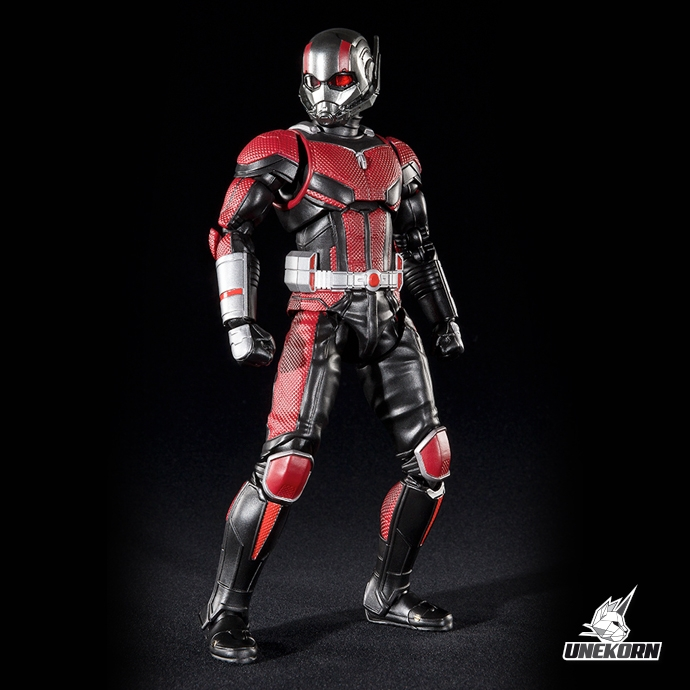 Ant-Man & Wasp / Ant-Man + Ant DLX Set - S.H.Figuarts