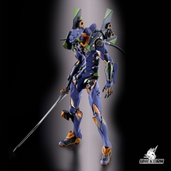 EVA-01 Evangelion - Metal Build