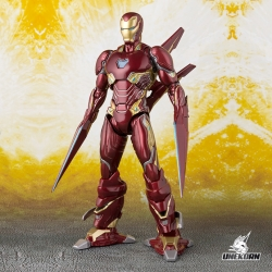 Avengers Infinity War - Iron Man Mark 50 Nano Weapon Set - S.H.Figuarts