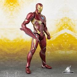 Iron Man Mark 50 Nano Weapon Set - S.H.Figuarts