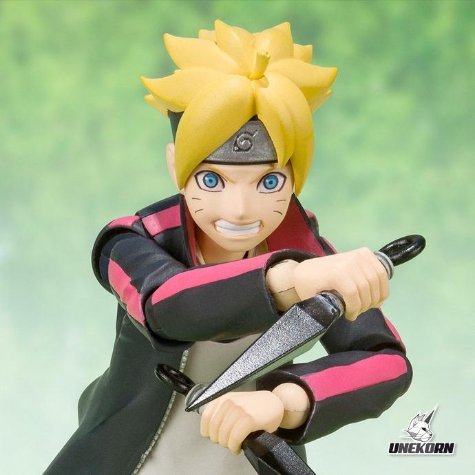 Boruto Uzumaki Naruto - S.H.Figuarts