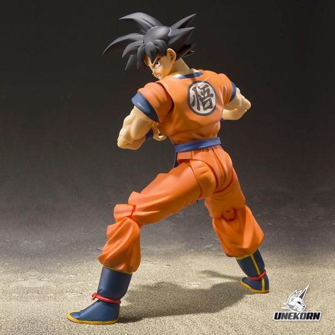 Son Goku Earth Dragon Ball Z - S.H.Figuarts