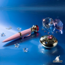 Broche et Stylo Sailor Moon - Proplica