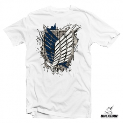 "T shirt Attack on Titan ""Archangel"""