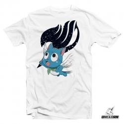 "T shirt Fairy Tail ""Super Happy"""