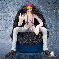 One Piece Don Quichotte Rossinante Corazon - Figuarts Zero