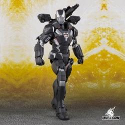 War Machine MK-4 Avengers Infinity War - S.H.Figuarts