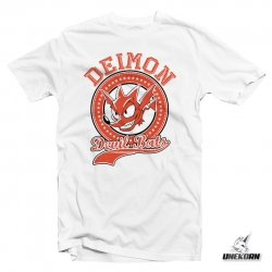 T shirt manga Eyeshield 21 Deimon Devil Bats