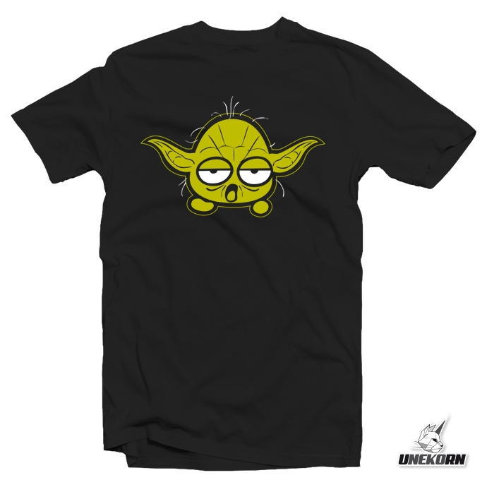 T-shirt NEKO YODA / Parodie Star wars - Nekowear