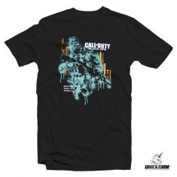 Call of duty t shirt noir Black Ops Classified