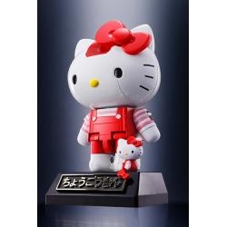 HELLO KITTY RED CHOGOKIN - Super Robot Chogokin