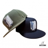 Casquette Blason Attack on Titan