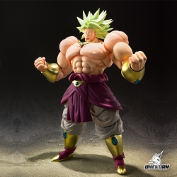 Dragon Ball Z Broly Event Exclusive Color Edition ~ S.H.Figuarts